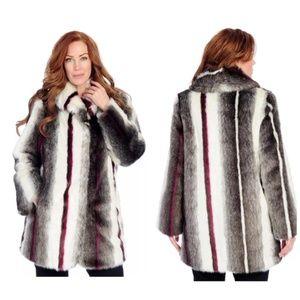 089d181e9f3 Women s Faux Fur Plus Size Coats on Poshmark